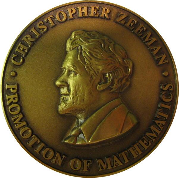 LMS/IMA Christopher Zeeman Medal