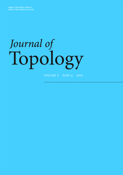 Journal of Topology