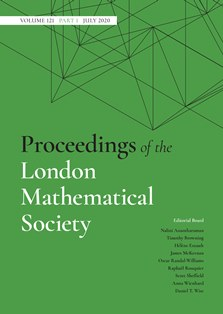 Bulletin of the London Mathematical Society | London