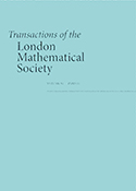 Bulletin of the London Mathematical Society