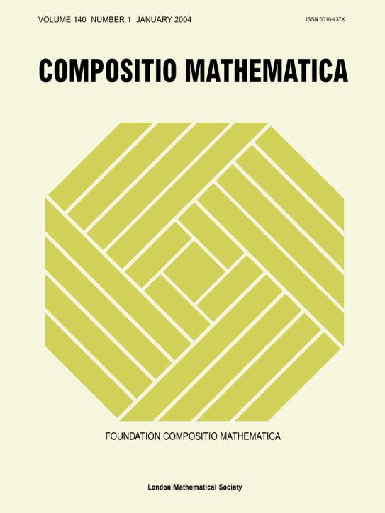 Compositio Mathematika