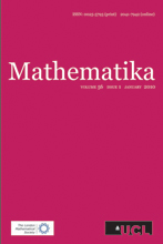 Link to Mathematika